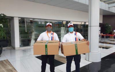 Upaya Bantuan PT Energi Pelabuhan Indonesia terhadap Covid – 19