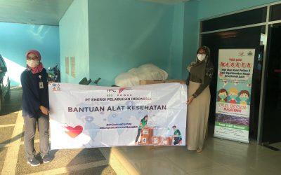 Bantuan Alat Kesehatan kepada RS Pelabuhan Jakarta