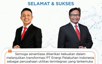Susunan Direksi Baru PT Energi Pelabuhan indonesia