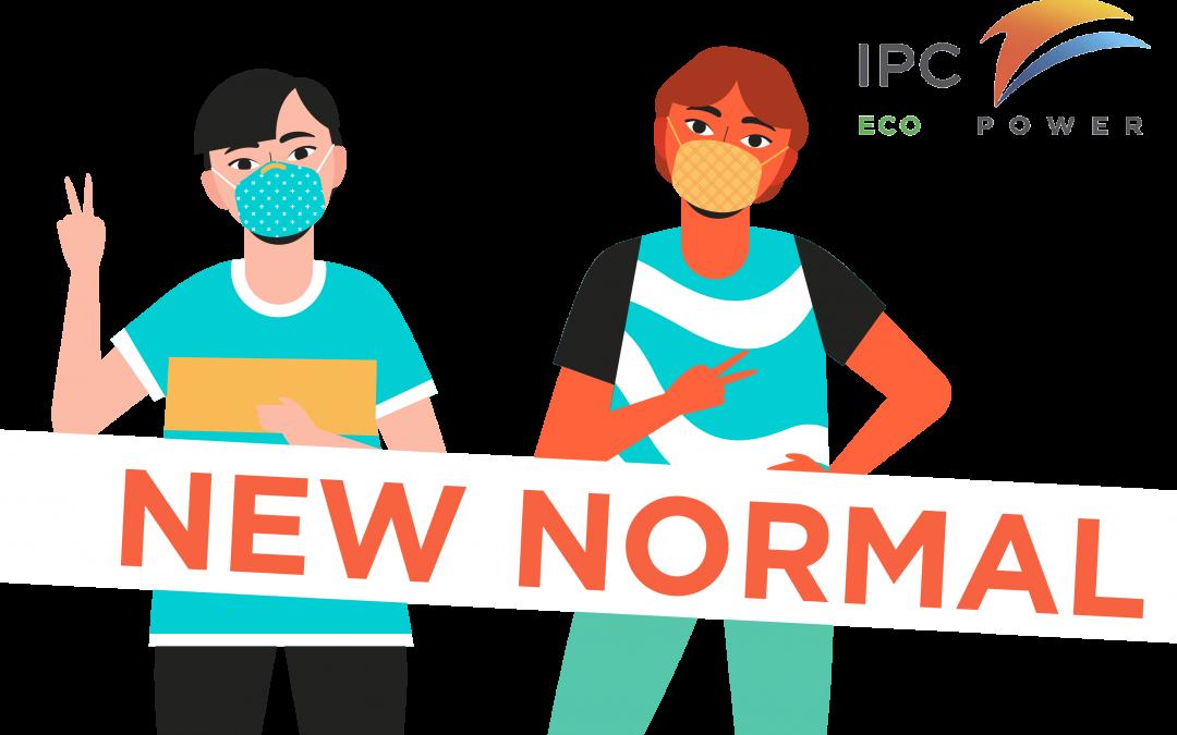 """Gaya hidup baru dengan 'New Normal"""""""