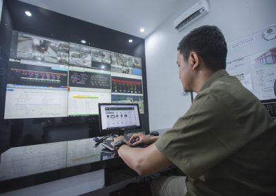 Monitoring dengan SmartGrid