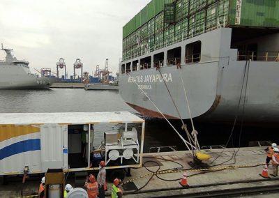 Shore to Ship Connection